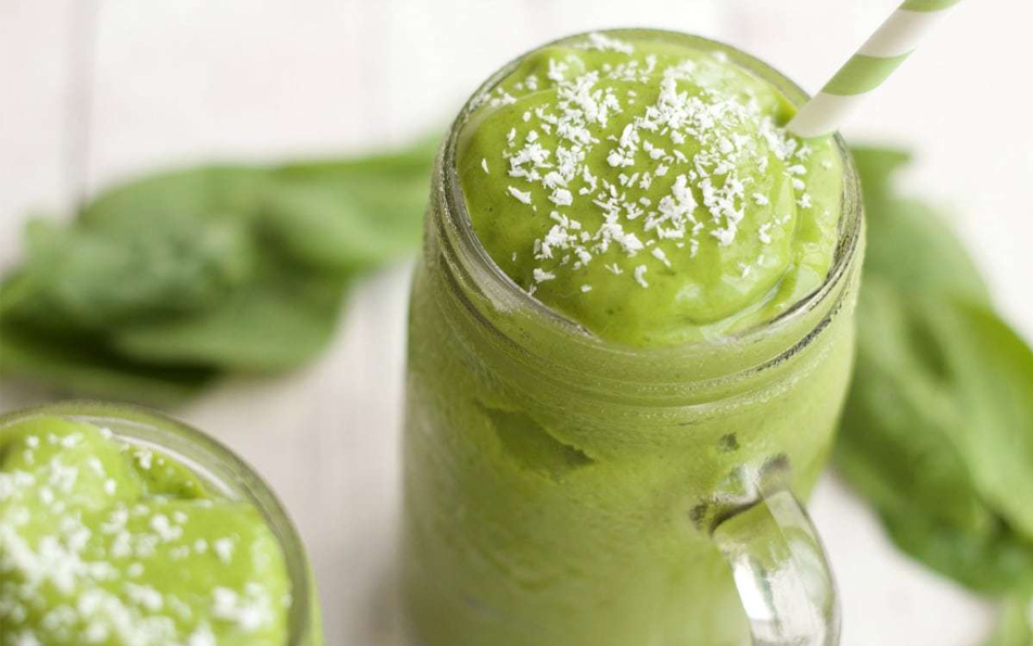 Matcha Coconut Smoothie - Balance One Health